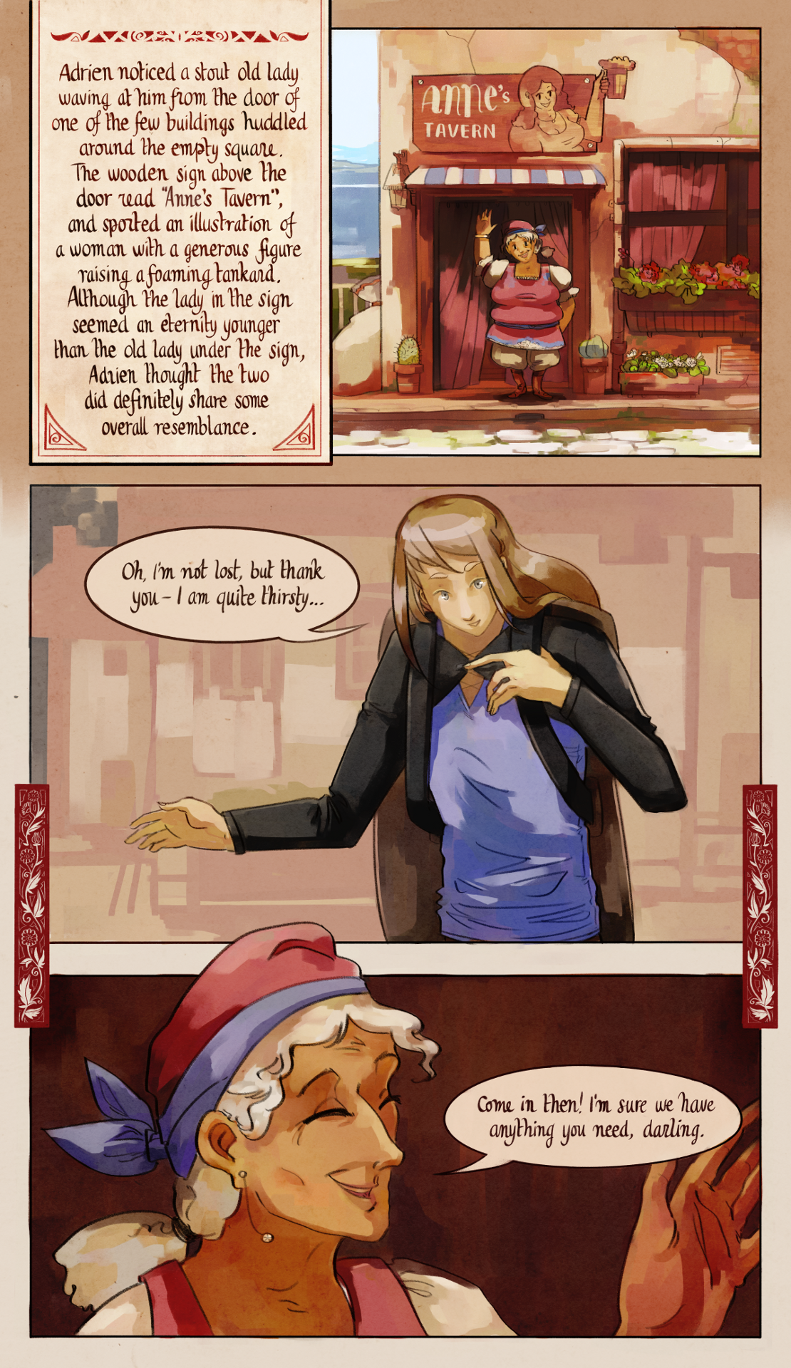 The Gifts of Darkness - Chapter 1 - Page 11