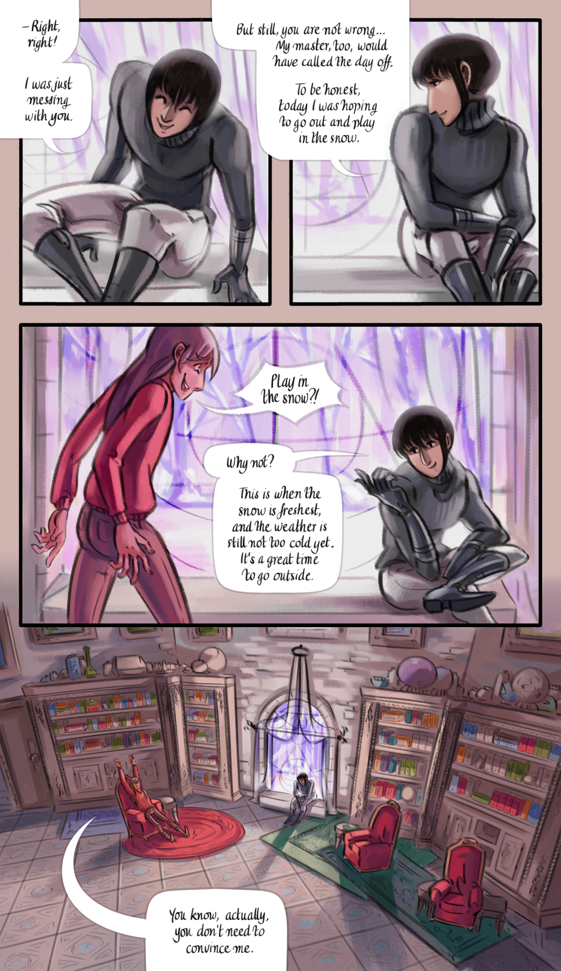 The Gifts of Darkness - Chapter 10 - Page 6