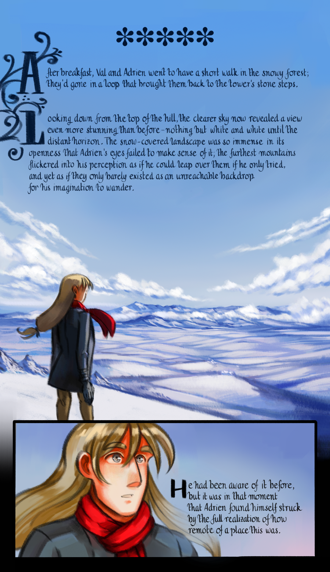 The Gifts of Darkness - Chapter 10 - Page 7