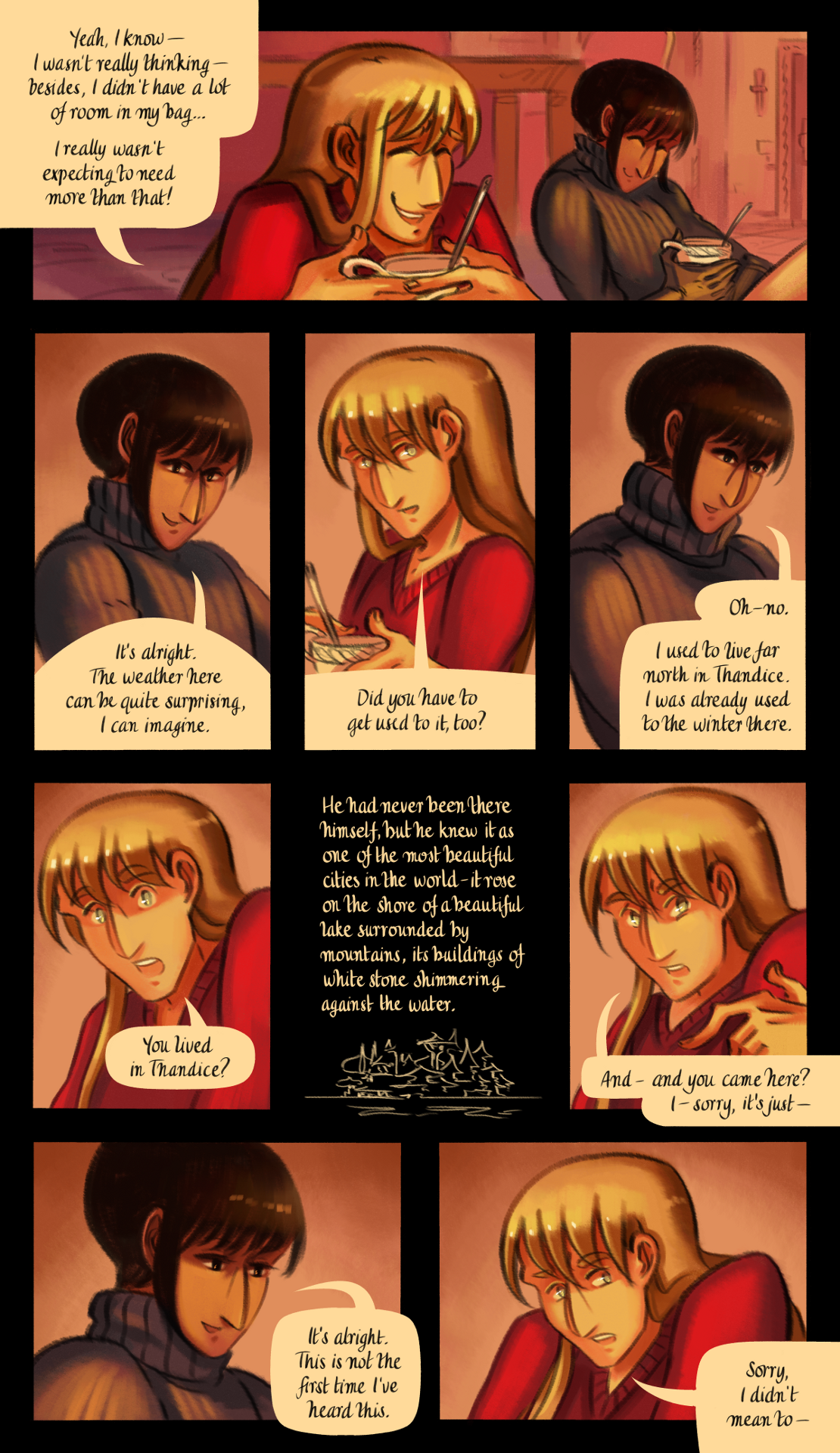 The Gifts of Darkness - Chapter 10 - Page 15