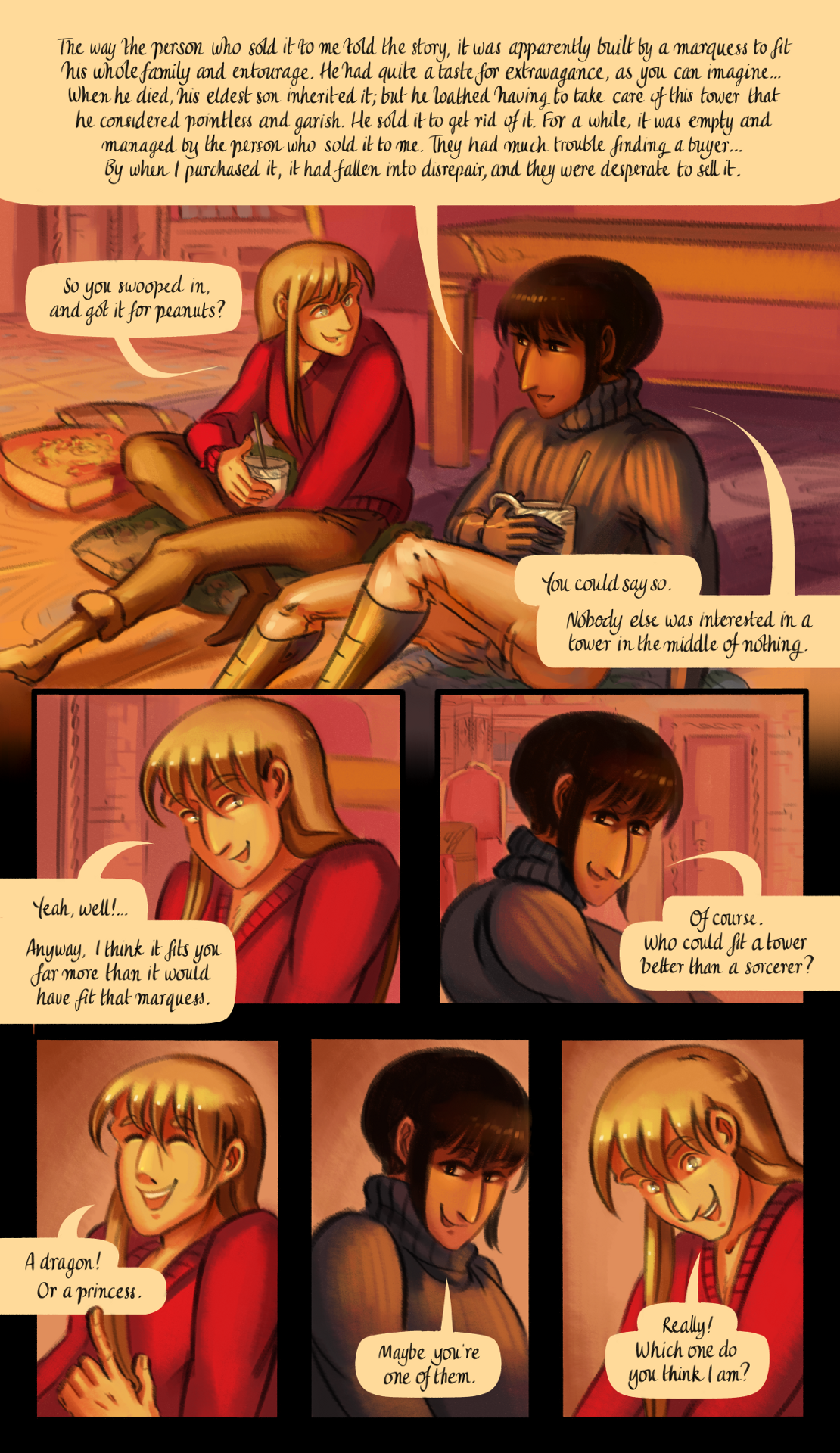 The Gifts of Darkness - Chapter 10 - Page 17