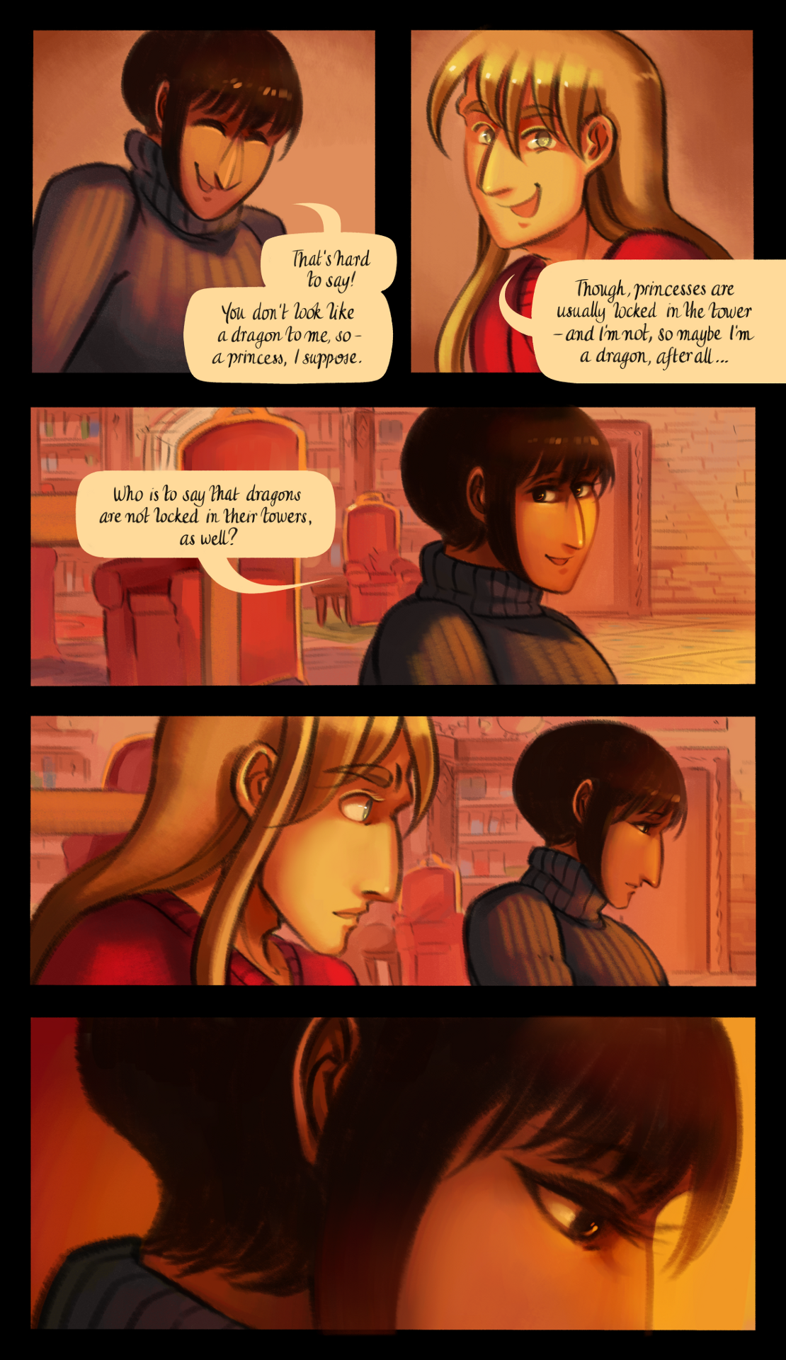 The Gifts of Darkness - Chapter 10 - Page 18