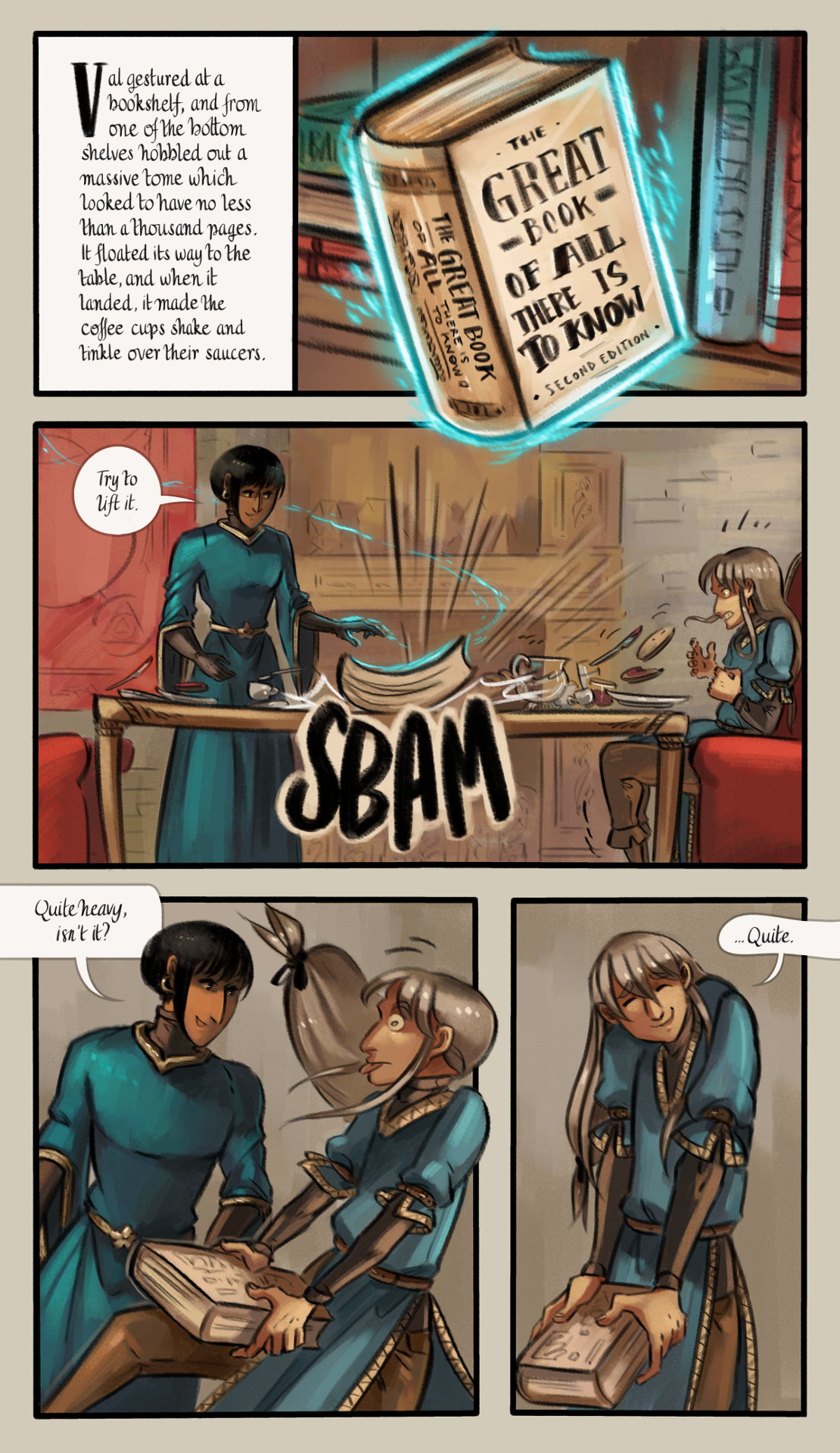 The Gifts of Darkness - Chapter 12 - Page 7