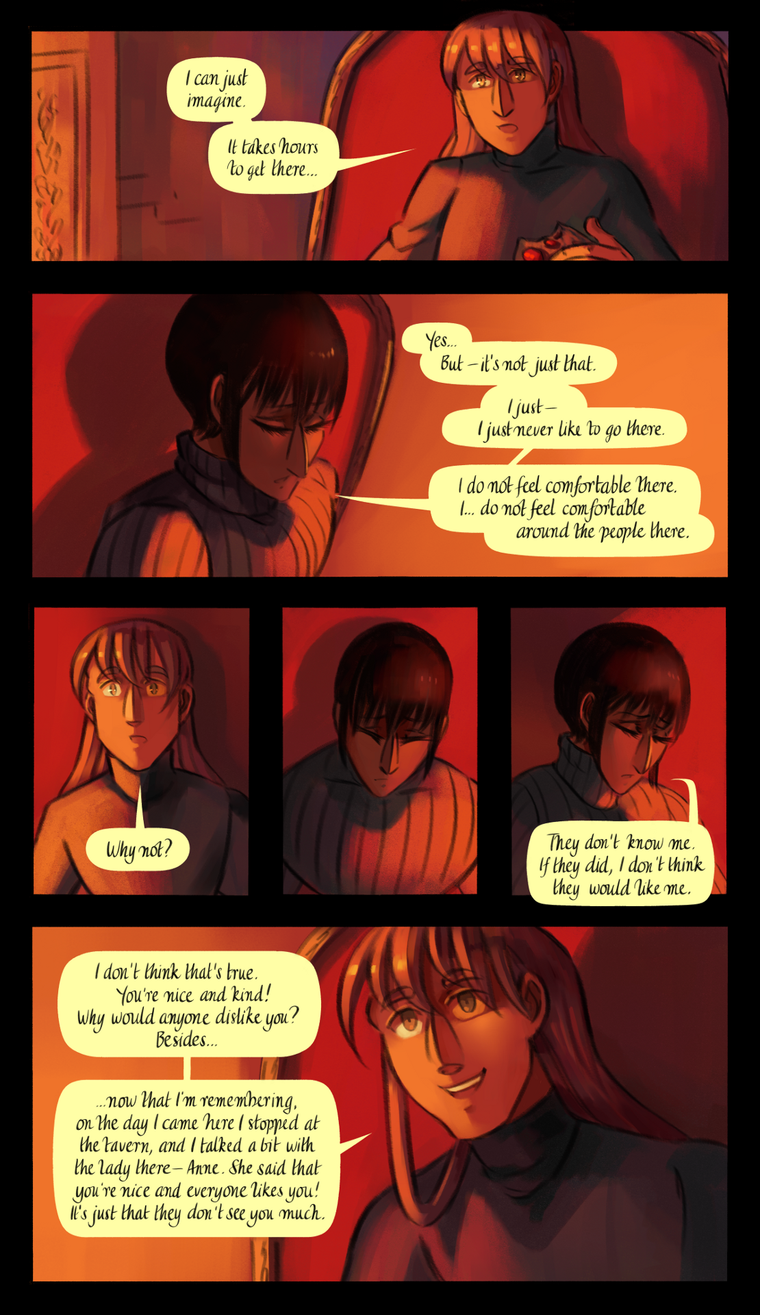 The Gifts of Darkness - Chapter 12 - Page 21