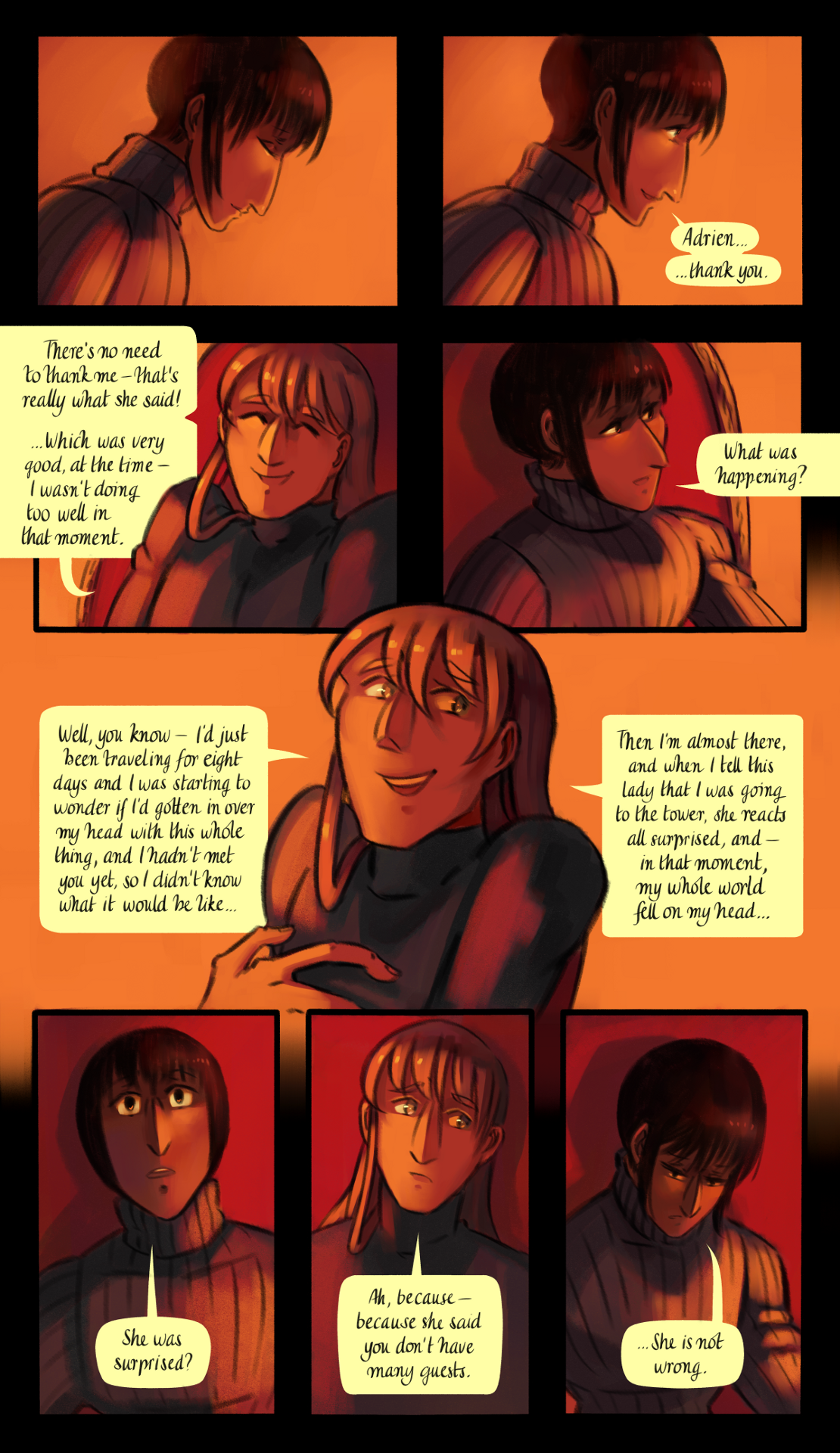 The Gifts of Darkness - Chapter 12 - Page 22