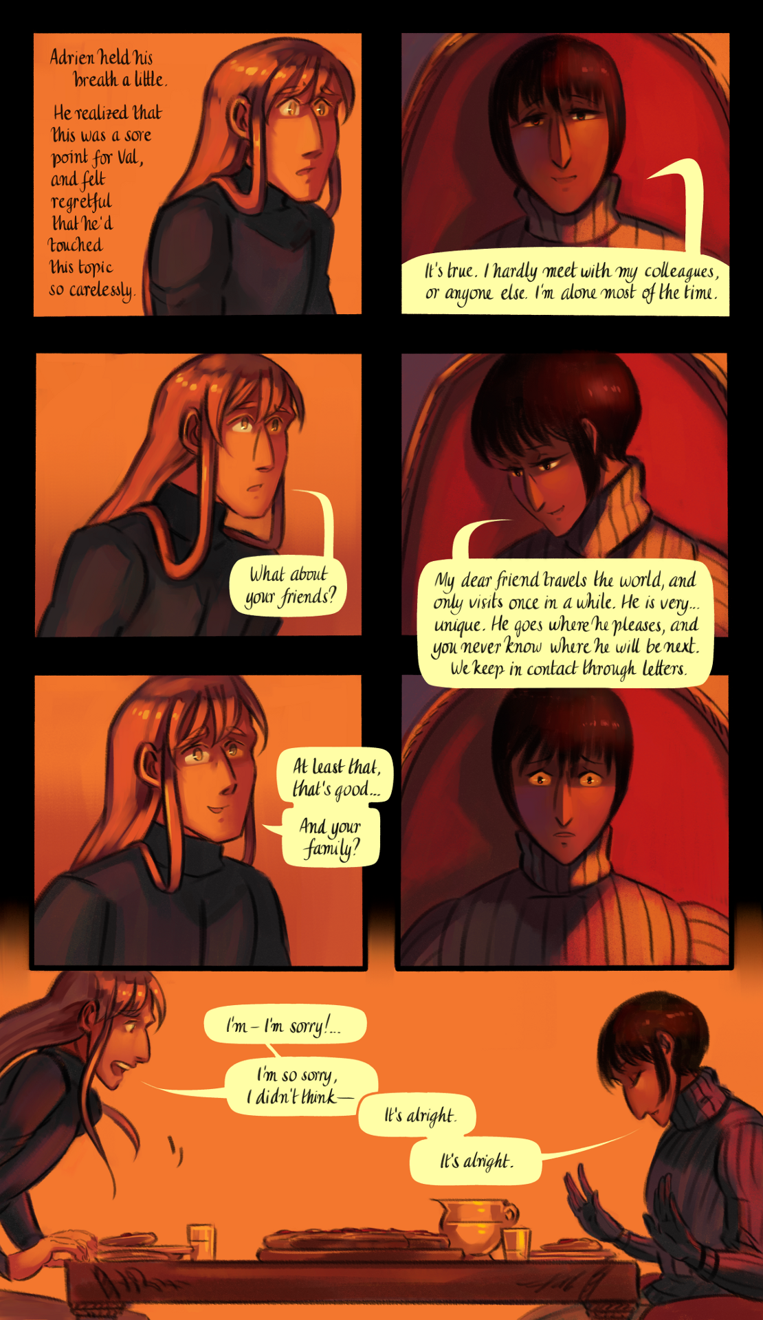 The Gifts of Darkness - Chapter 12 - Page 23