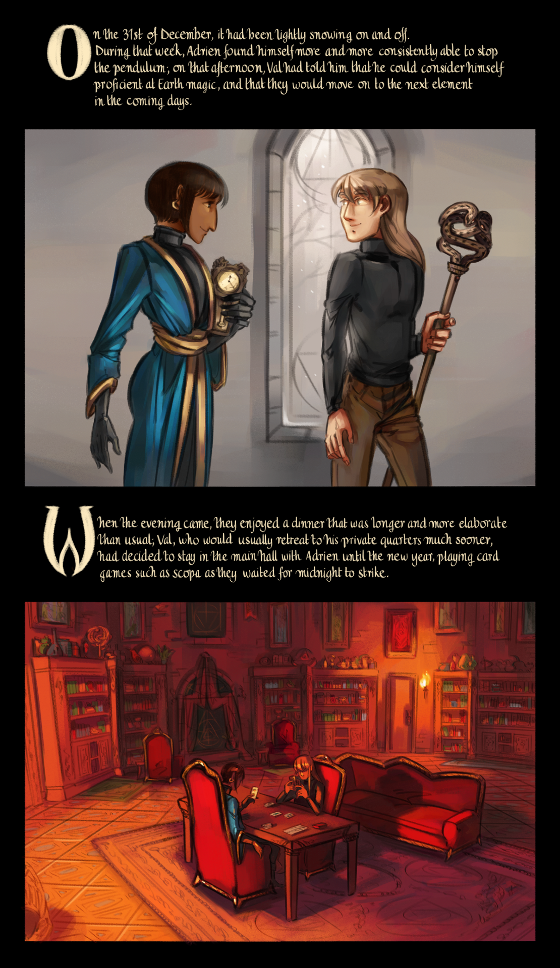 The Gifts of Darkness - Chapter 13 - Page 18