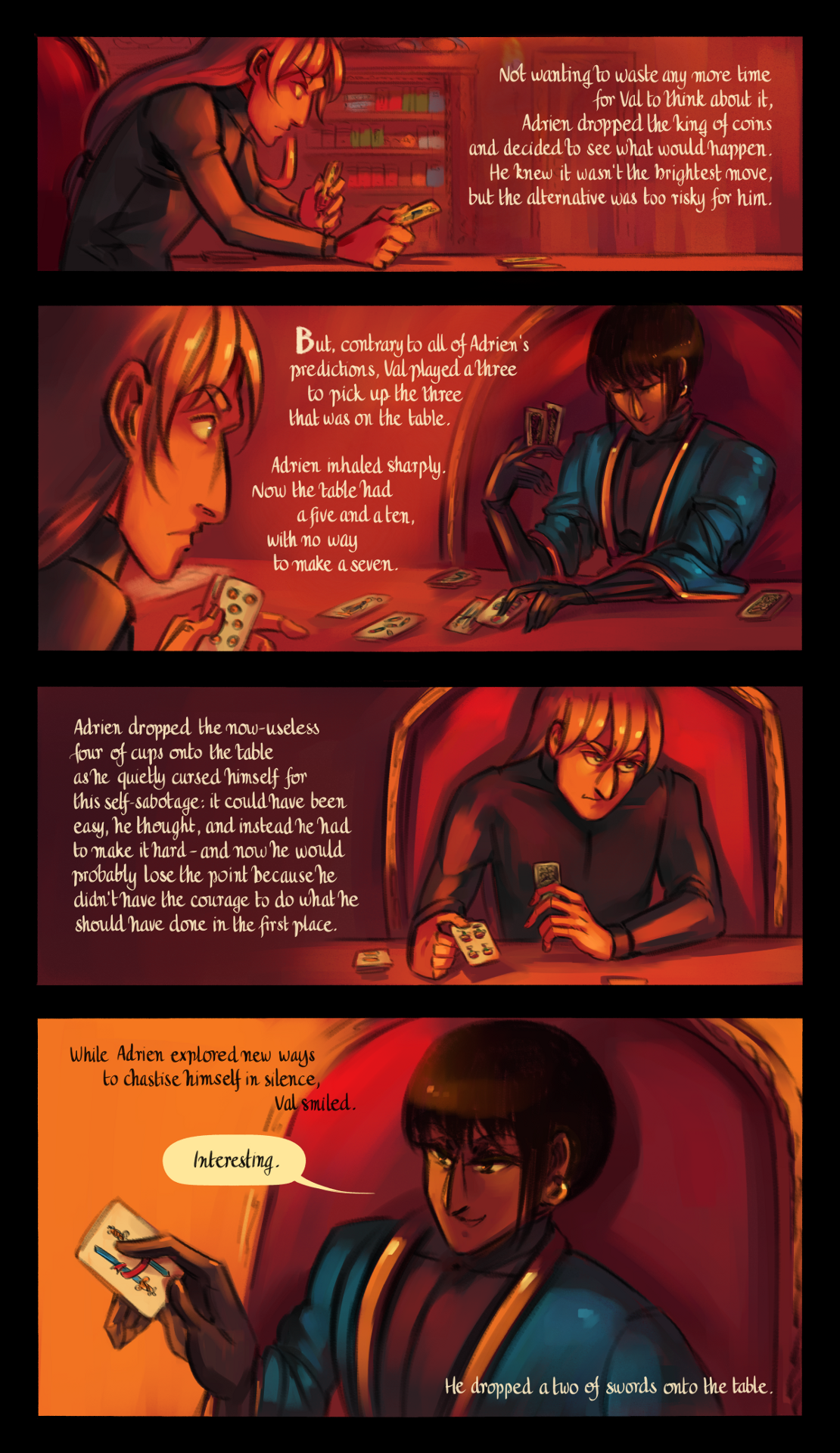 The Gifts of Darkness - Chapter 13 - Page 20