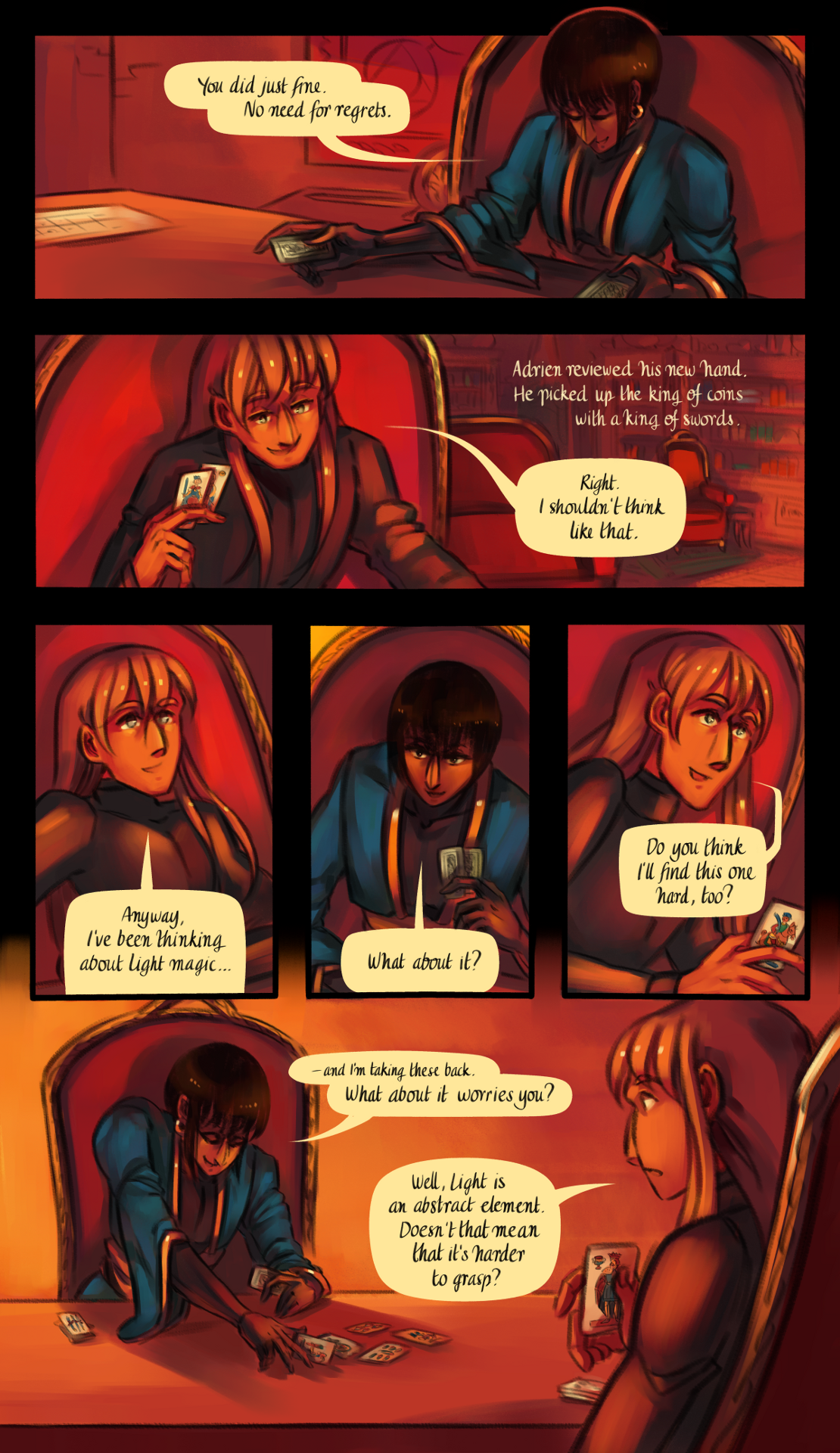 The Gifts of Darkness - Chapter 13 - Page 22