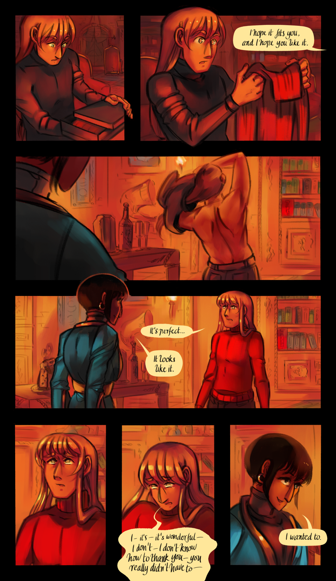 The Gifts of Darkness - Chapter 13 - Page 28