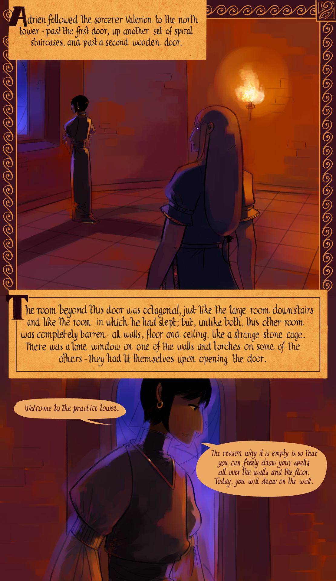 The Gifts of Darkness - Chapter 2 - Page 5
