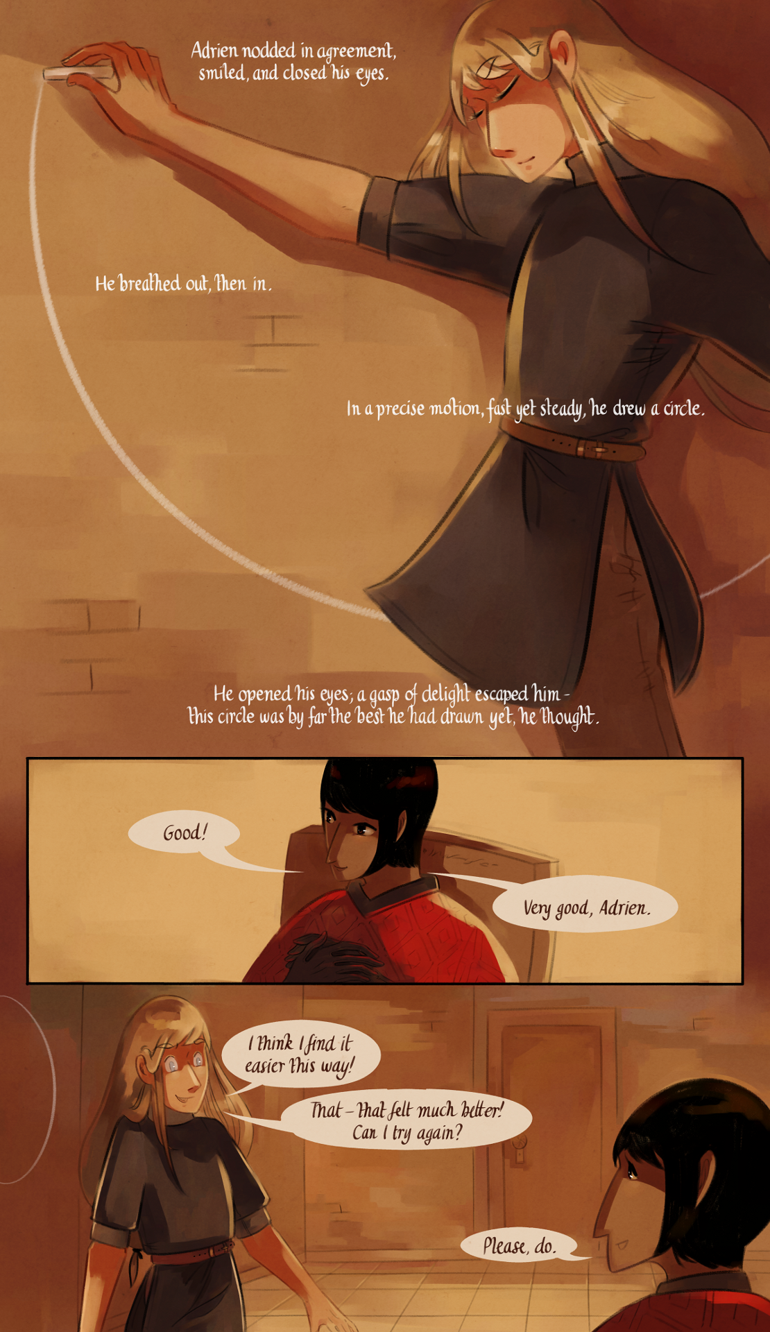 The Gifts of Darkness - Chapter 3 - Page 16
