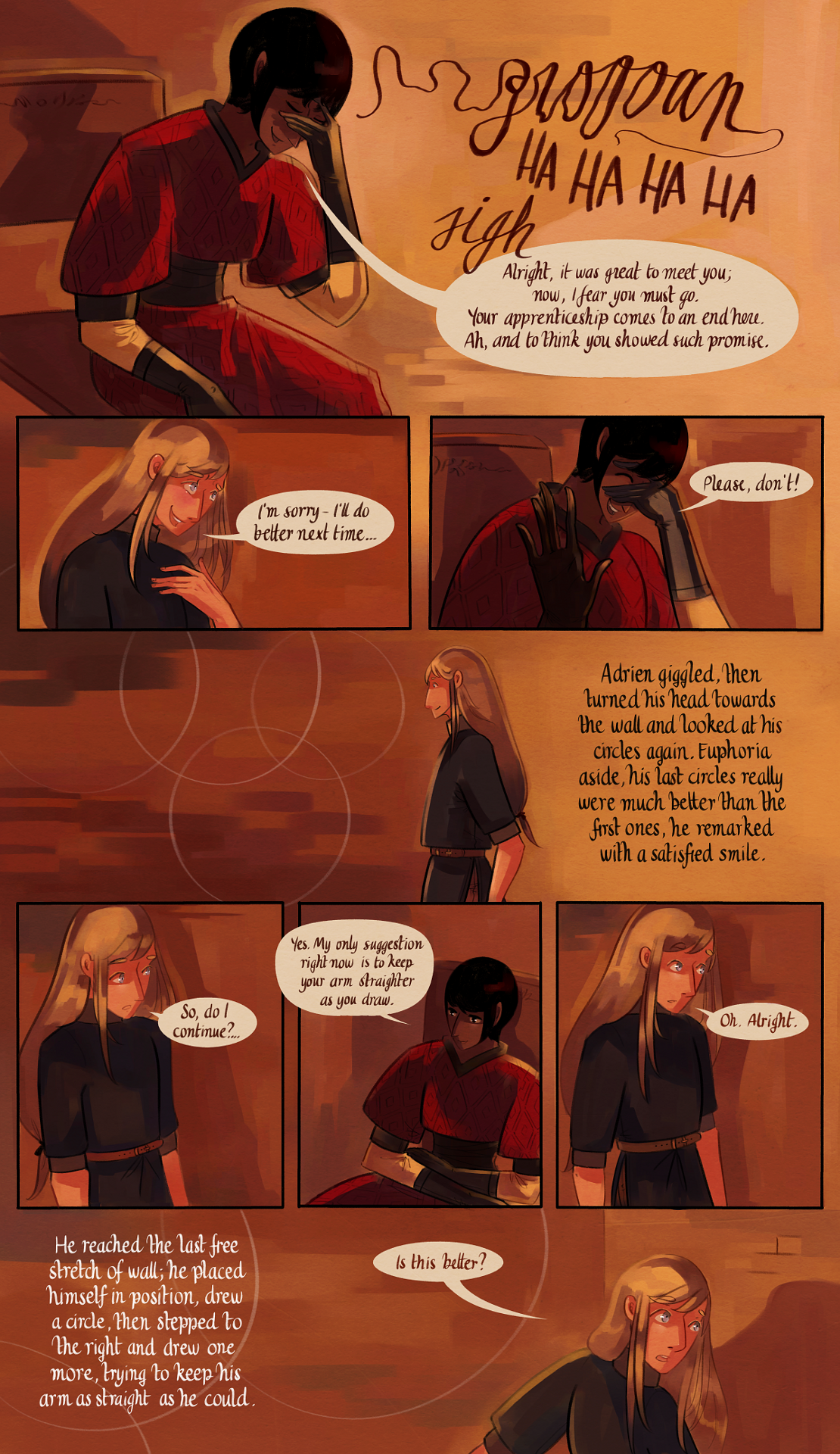 The Gifts of Darkness - Chapter 3 - Page 19