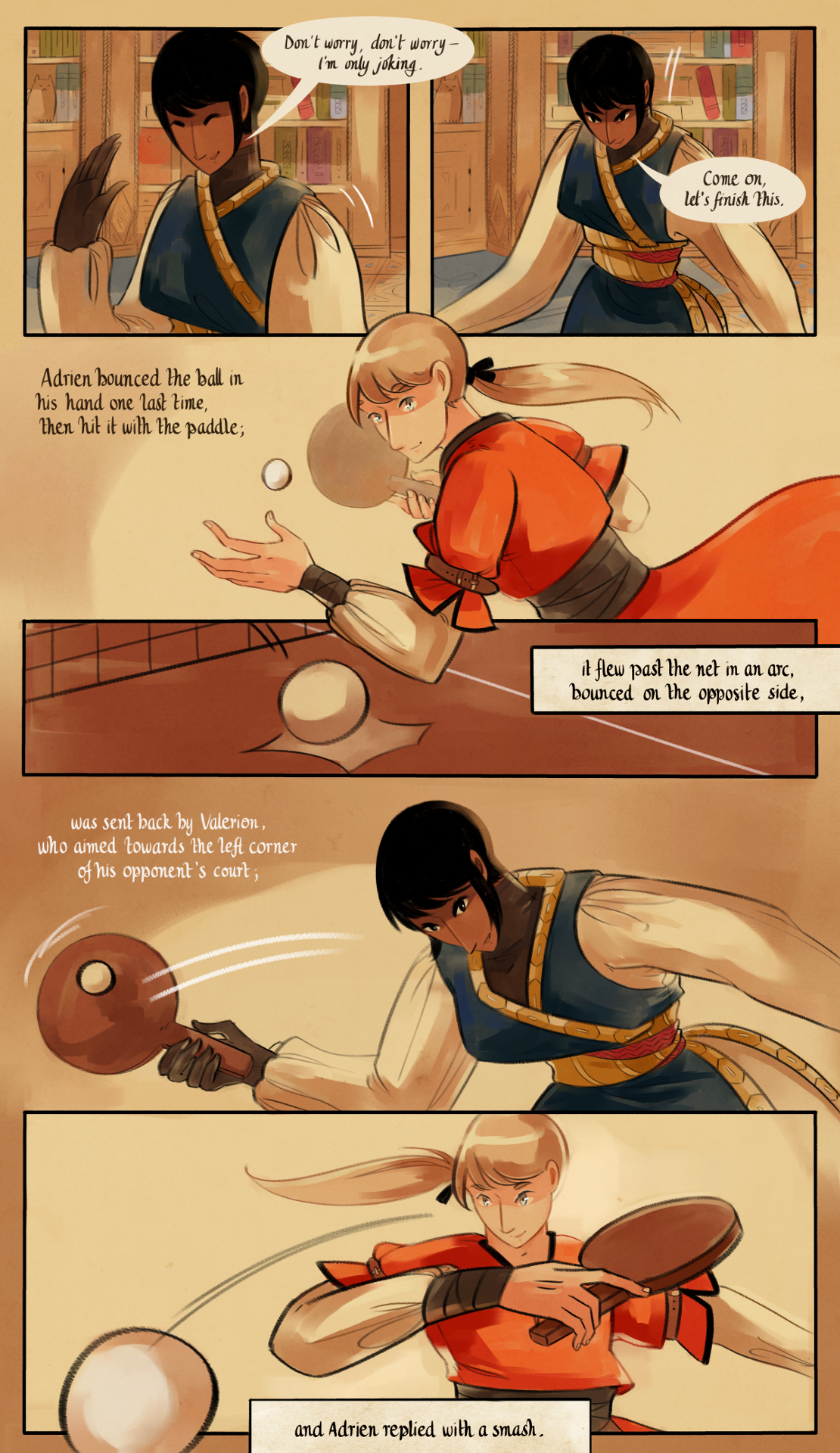 The Gifts of Darkness - Chapter 4 - Page 48