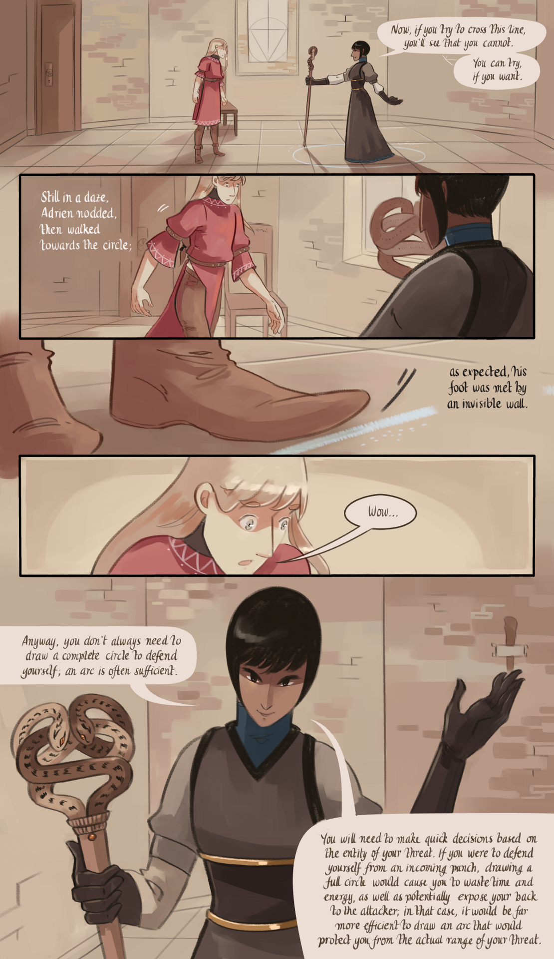 The Gifts of Darkness - Chapter 5 - Page 16