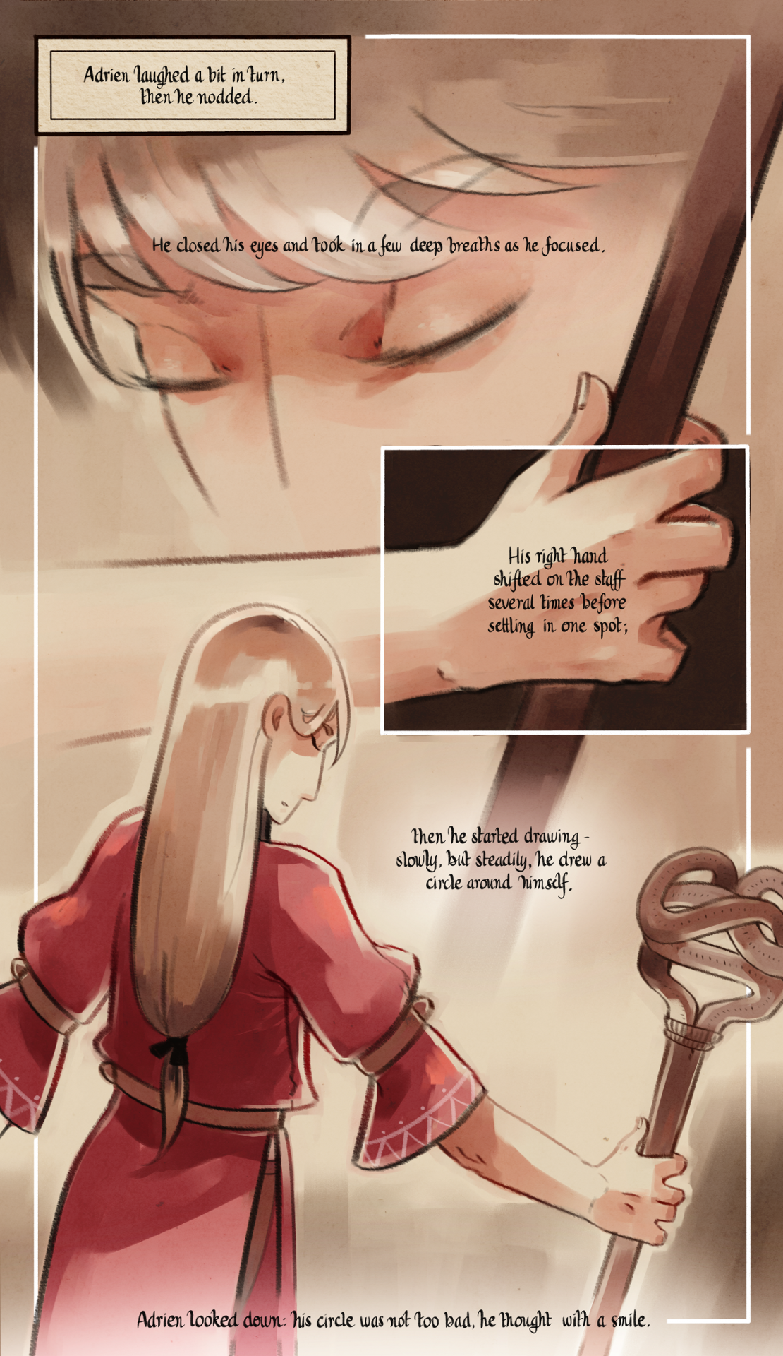 The Gifts of Darkness - Chapter 5 - Page 20
