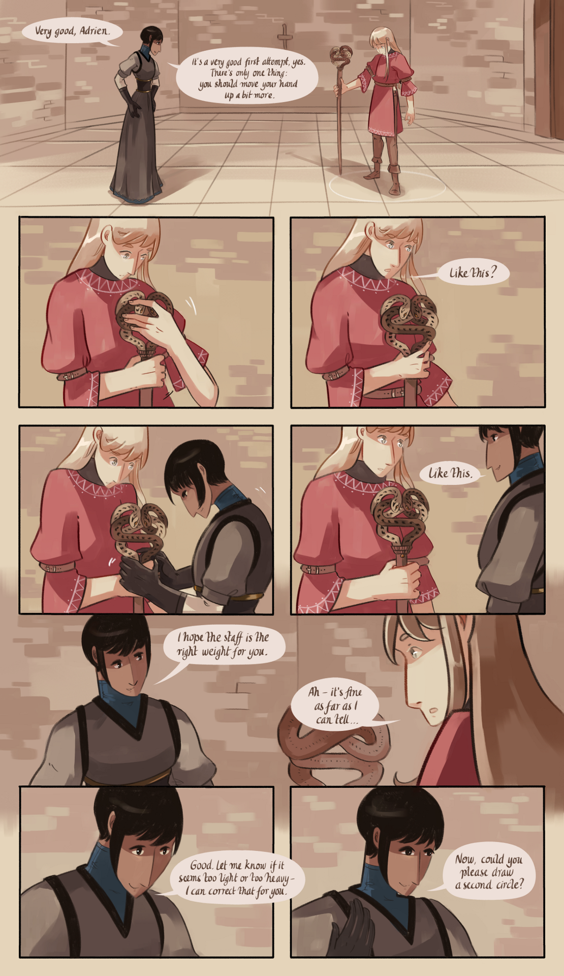 The Gifts of Darkness - Chapter 5 - Page 21