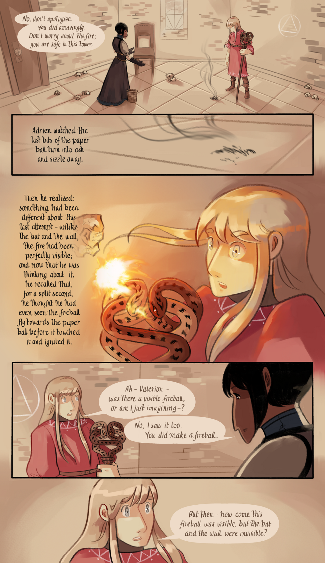 The Gifts of Darkness - Chapter 5 - Page 37
