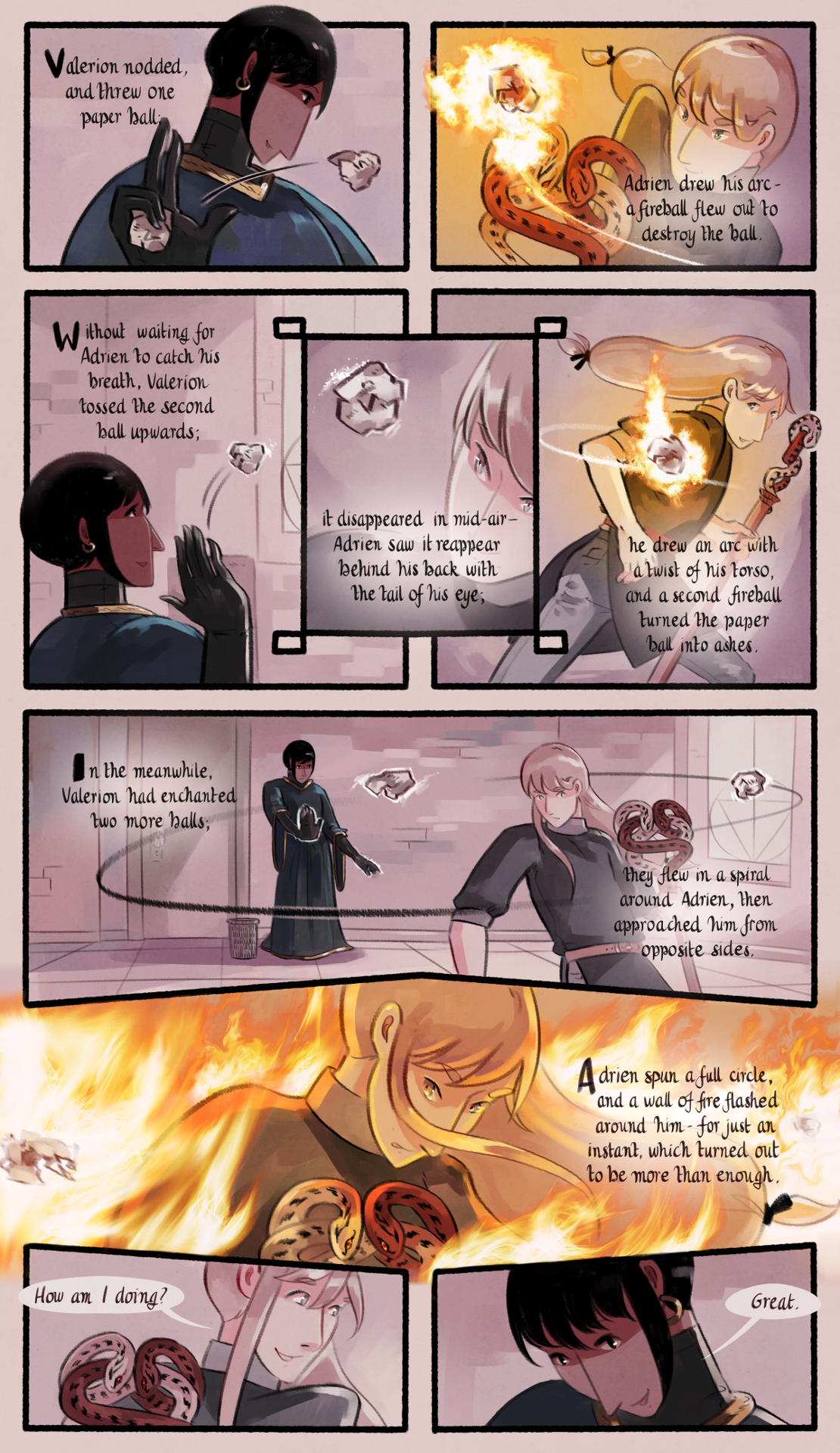 The Gifts of Darkness - Chapter 6 - Page 4