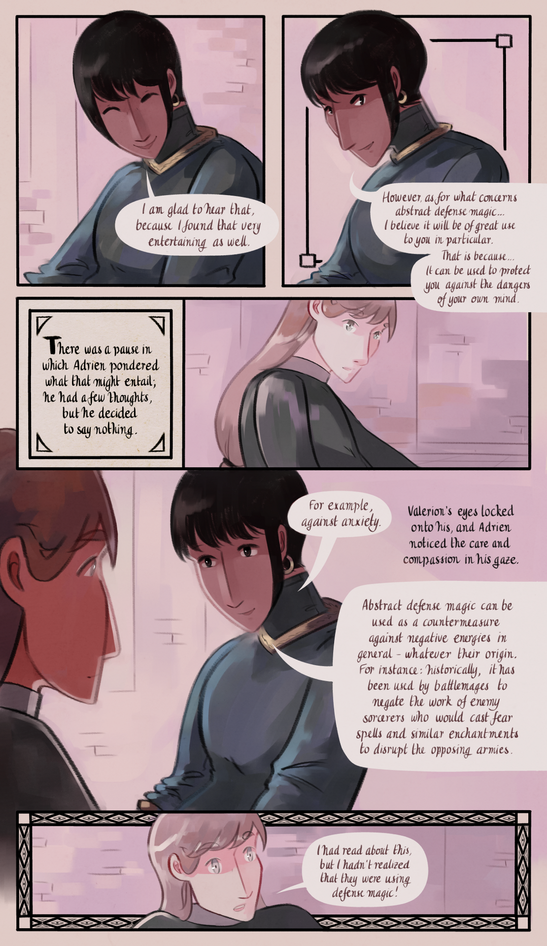 The Gifts of Darkness - Chapter 6 - Page 13