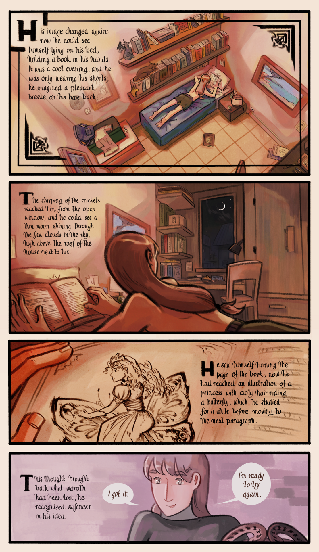 The Gifts of Darkness - Chapter 6 - Page 32