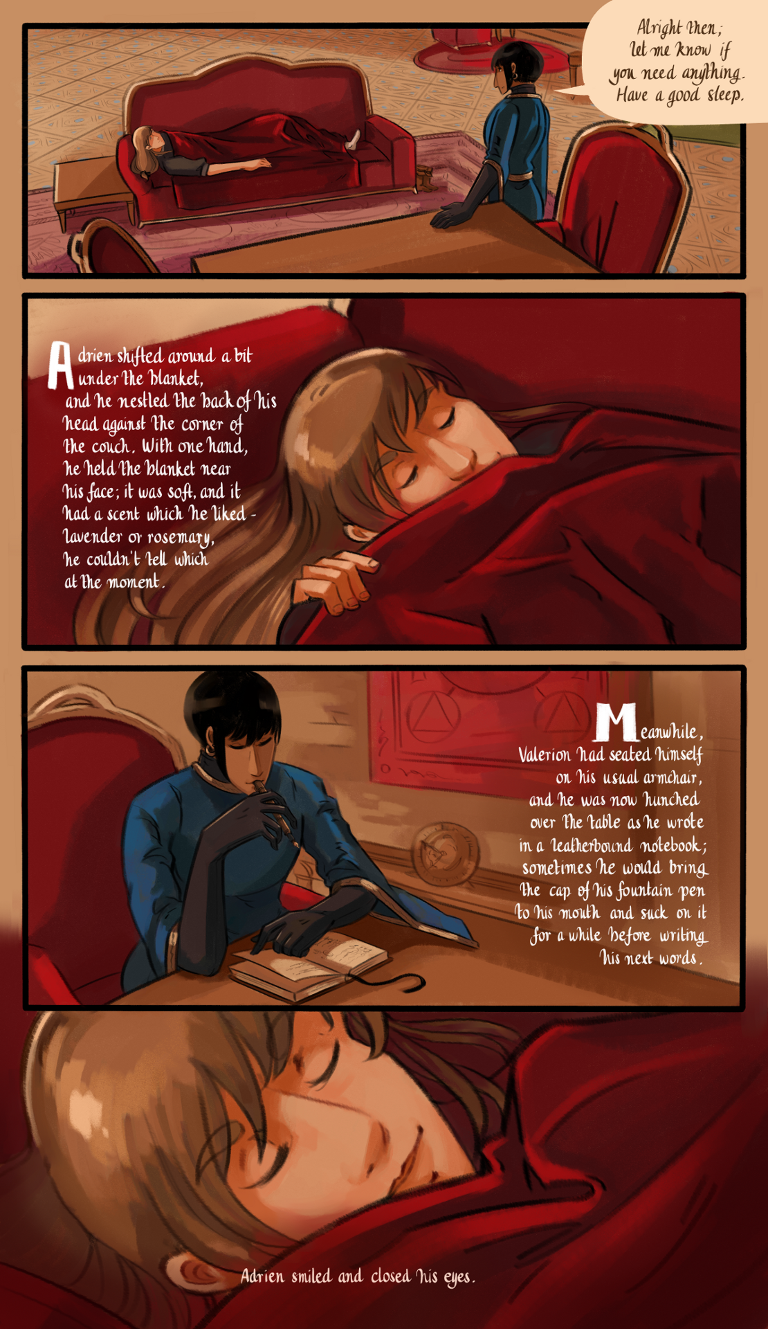 The Gifts of Darkness - Chapter 6 - Page 53
