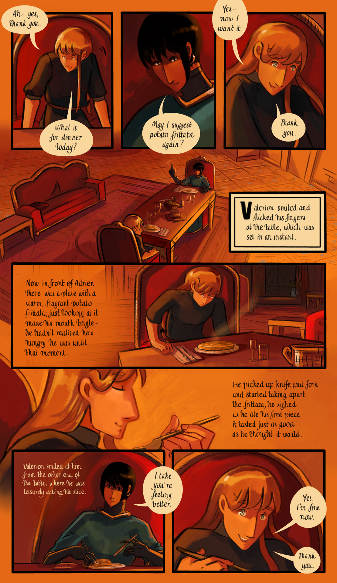 The Gifts of Darkness - Chapter 6 - Page 57