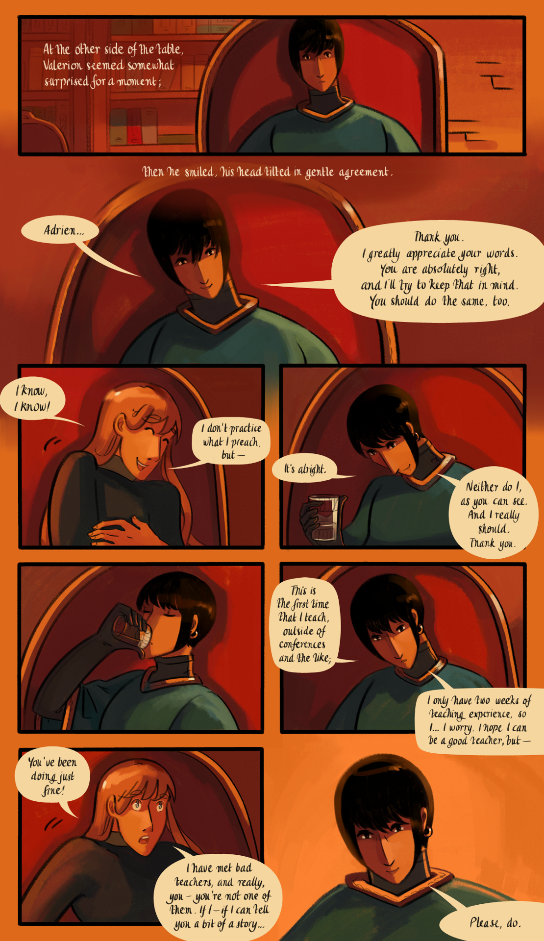 The Gifts of Darkness - Chapter 6 - Page 60