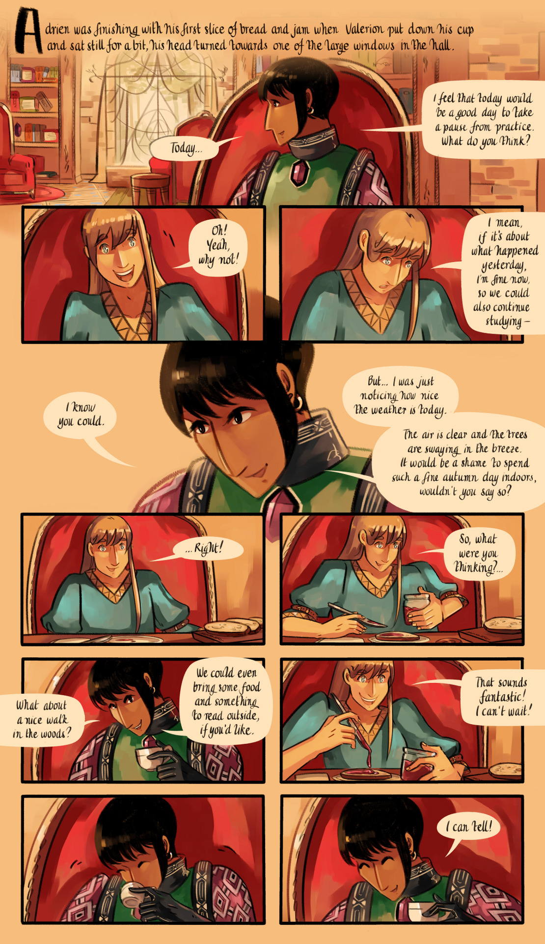 The Gifts of Darkness - Chapter 7 - Page 4