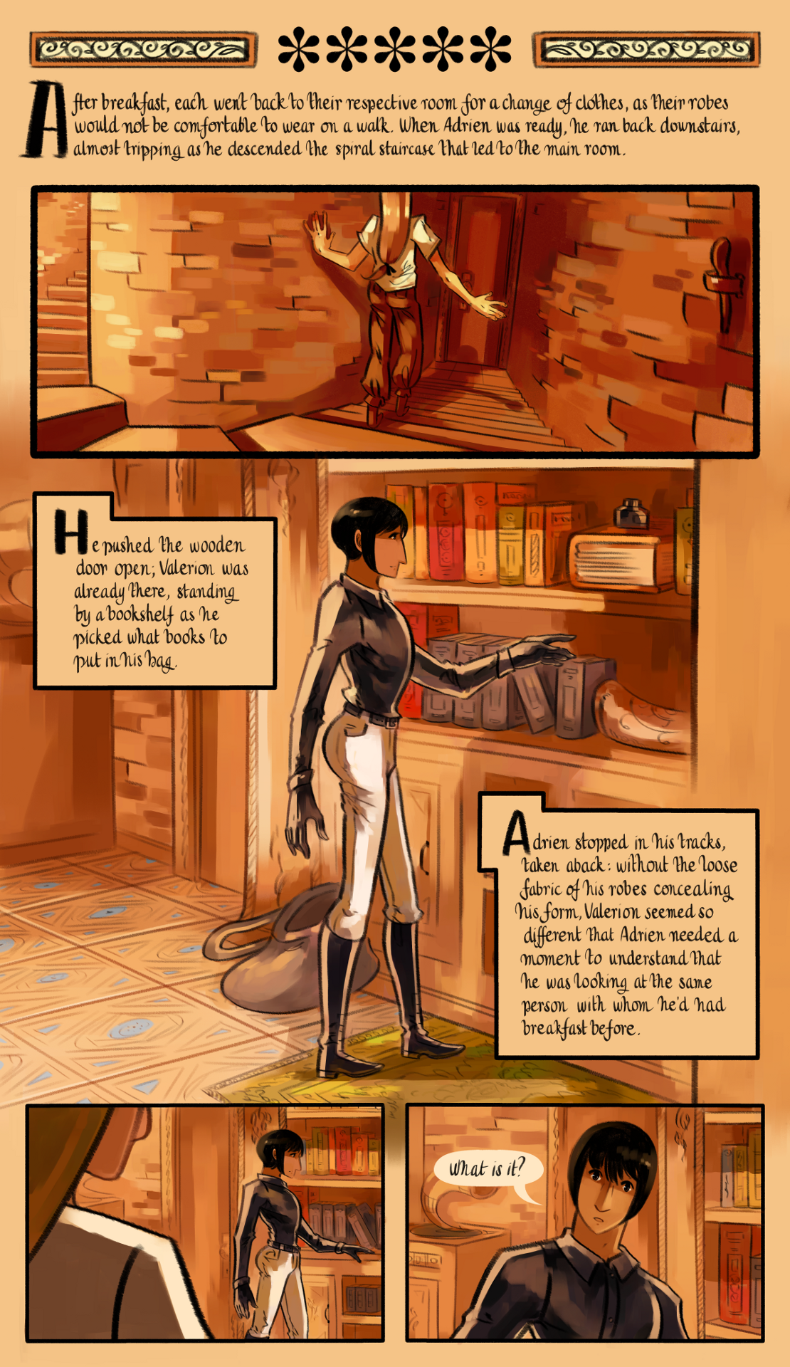 The Gifts of Darkness - Chapter 7 - Page 5