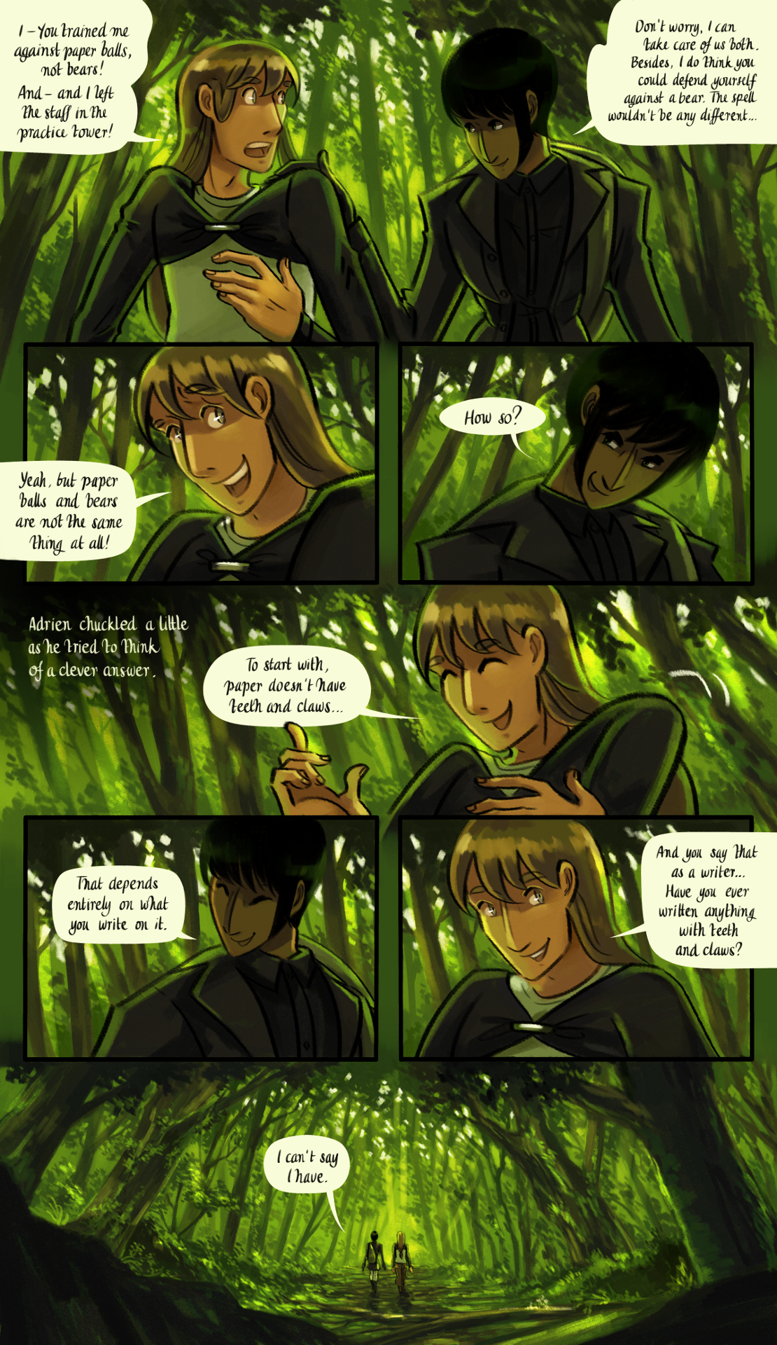 The Gifts of Darkness - Chapter 7 - Page 13