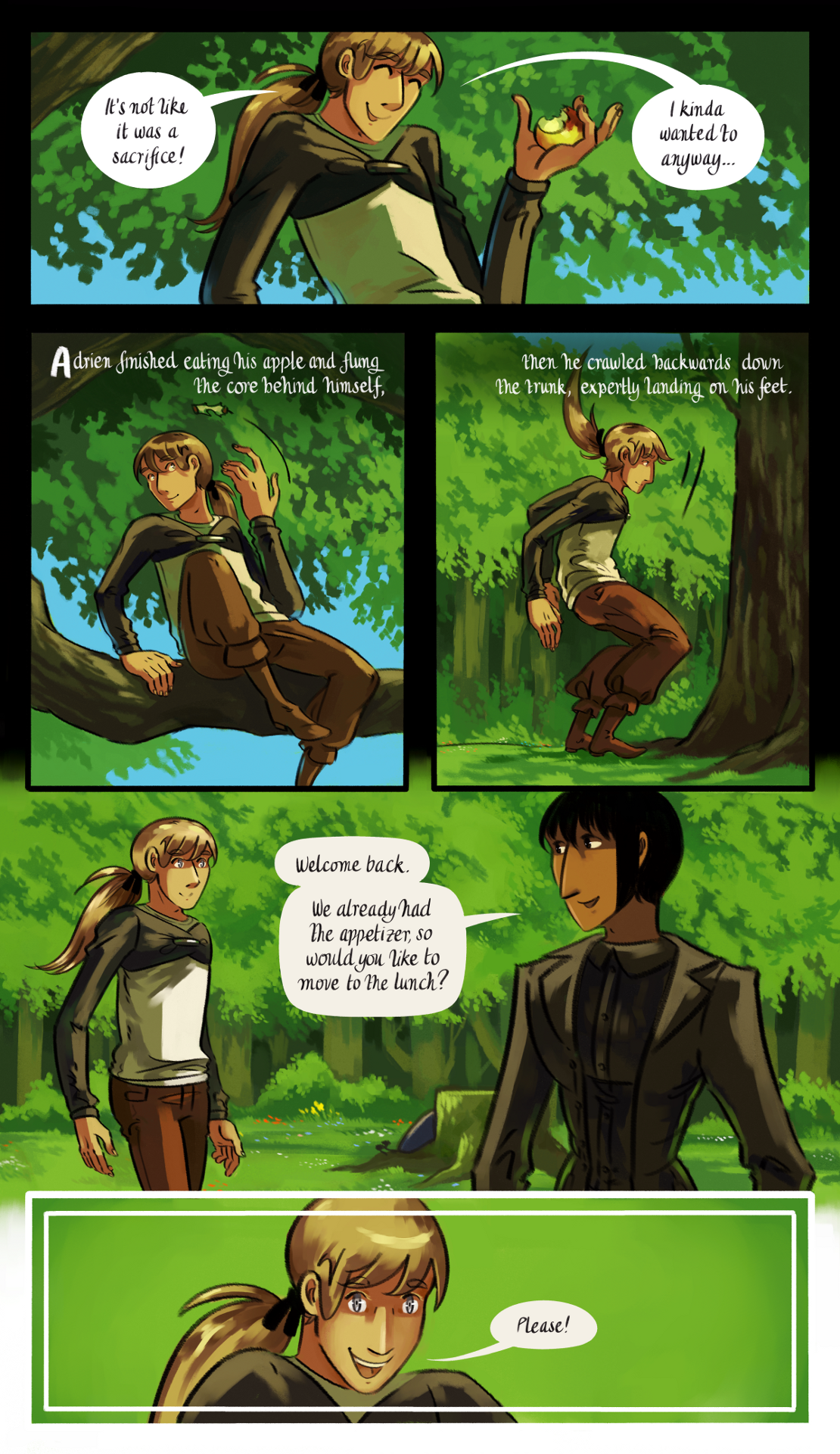 The Gifts of Darkness - Chapter 7 - Page 29