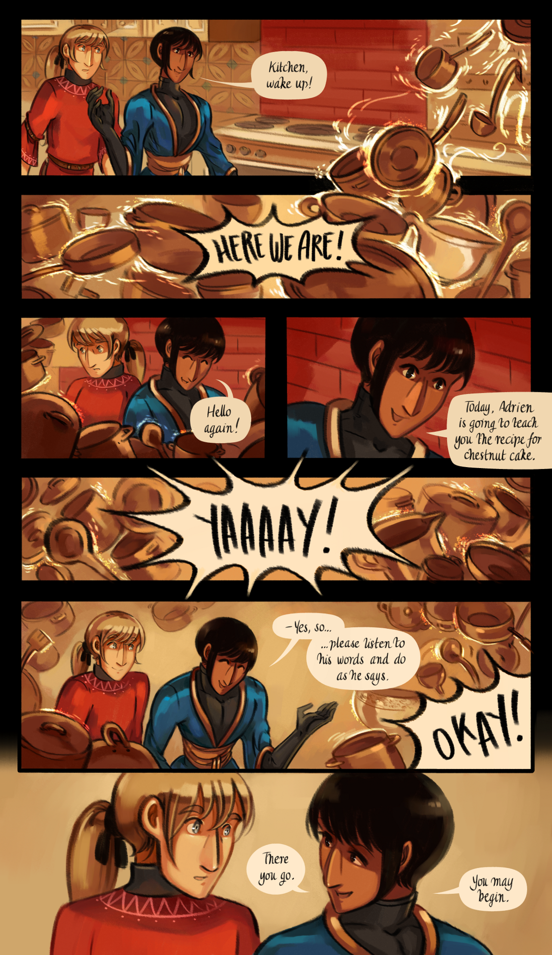 The Gifts of Darkness - Chapter 8 - Page 30