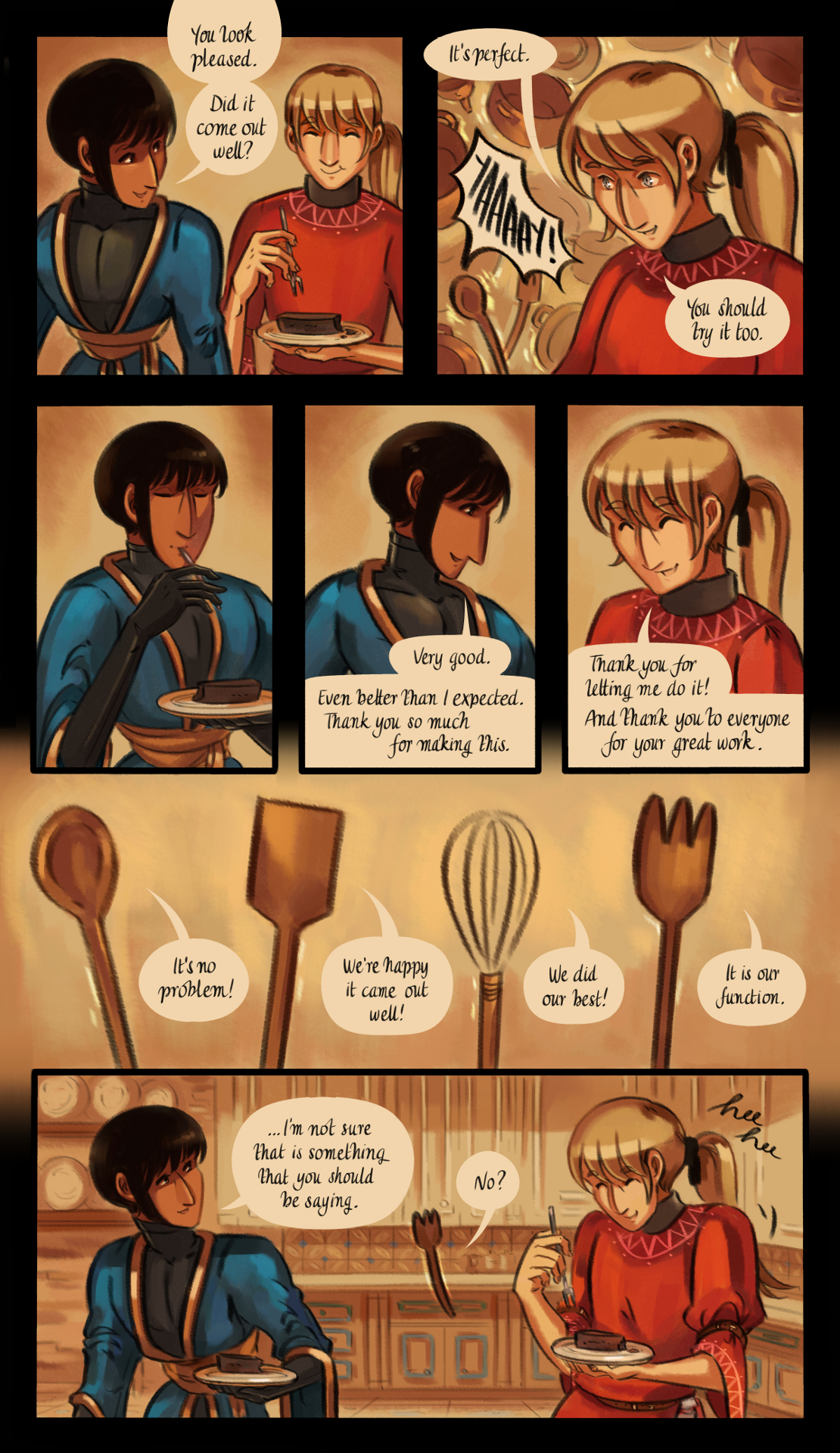 The Gifts of Darkness - Chapter 8 - Page 35