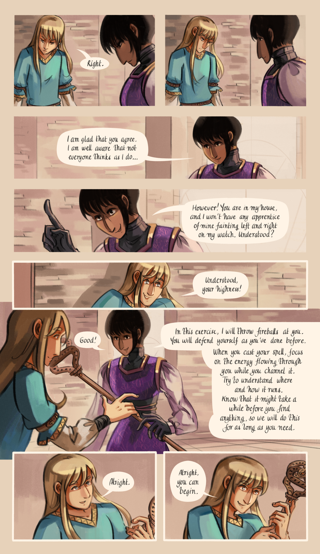 The Gifts of Darkness - Chapter 9 - Page 7
