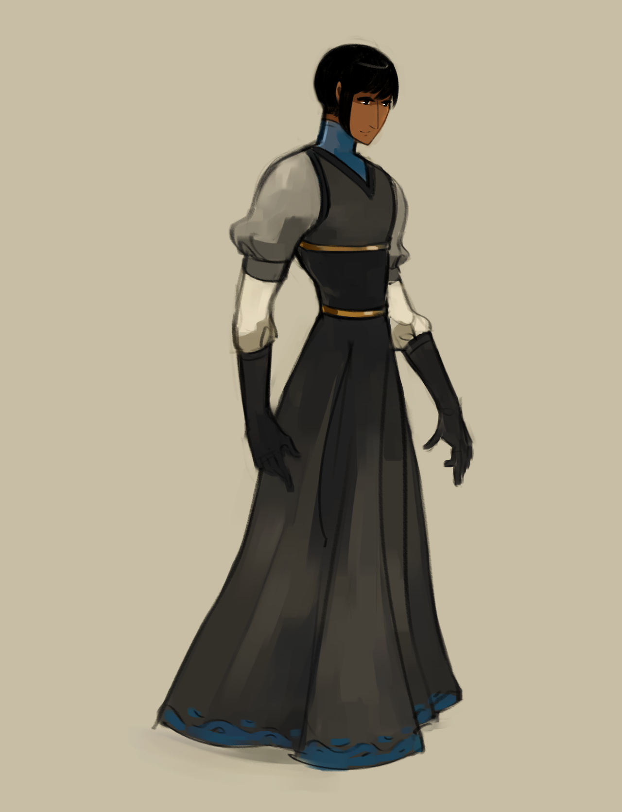 Extras: Val's outfit for Chapter 5