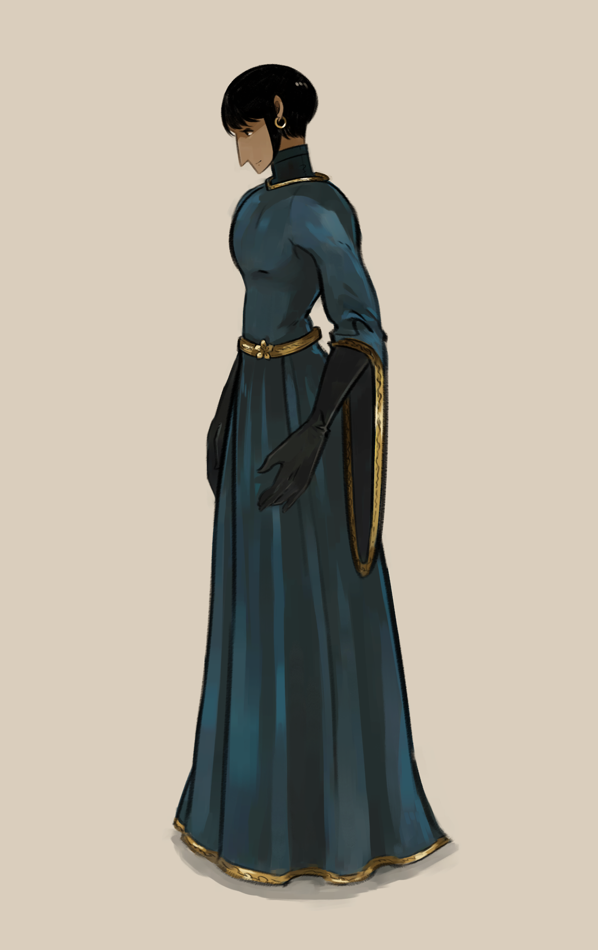 Extras: Val's outfit for Chapter 6